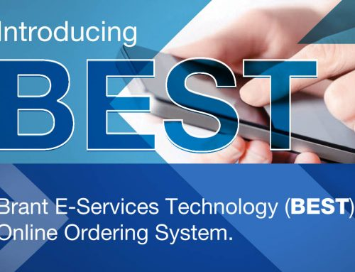 Brant E-Services Technology Online Ordering System