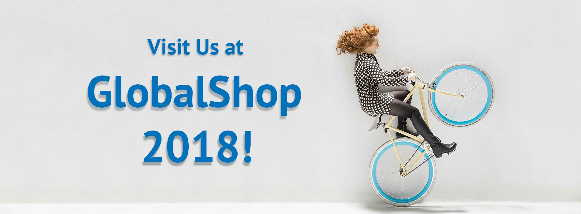 Book Now to See Brant InStore at GlobalShop 2018!