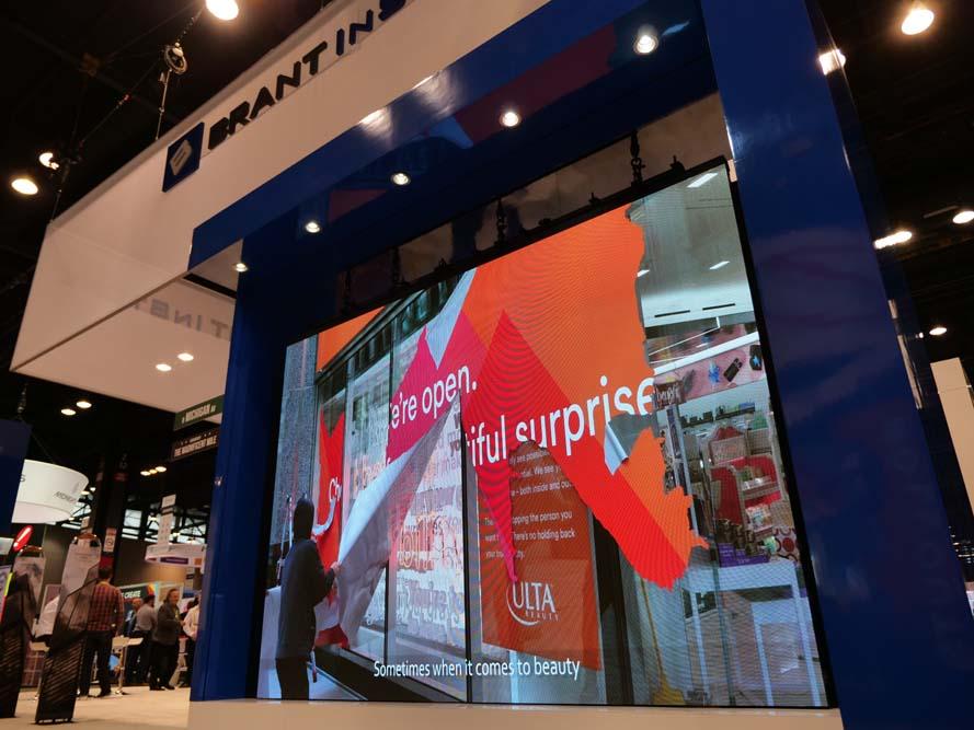 Brant InStore GlobalShop 2018