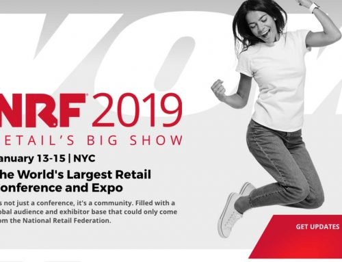 National Retail Federation Show Coming January 2019!