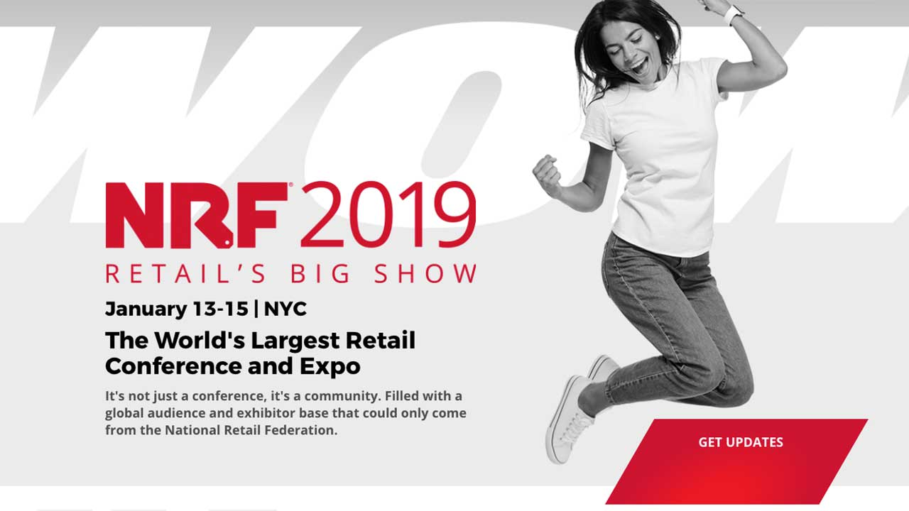 National Retail Federation show