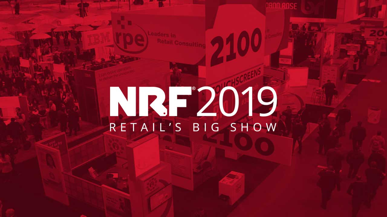 Join Us at NRF 2019 this Month