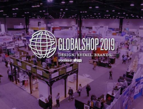 GlobalShop 2019 Retail Tradeshow in Chicago!