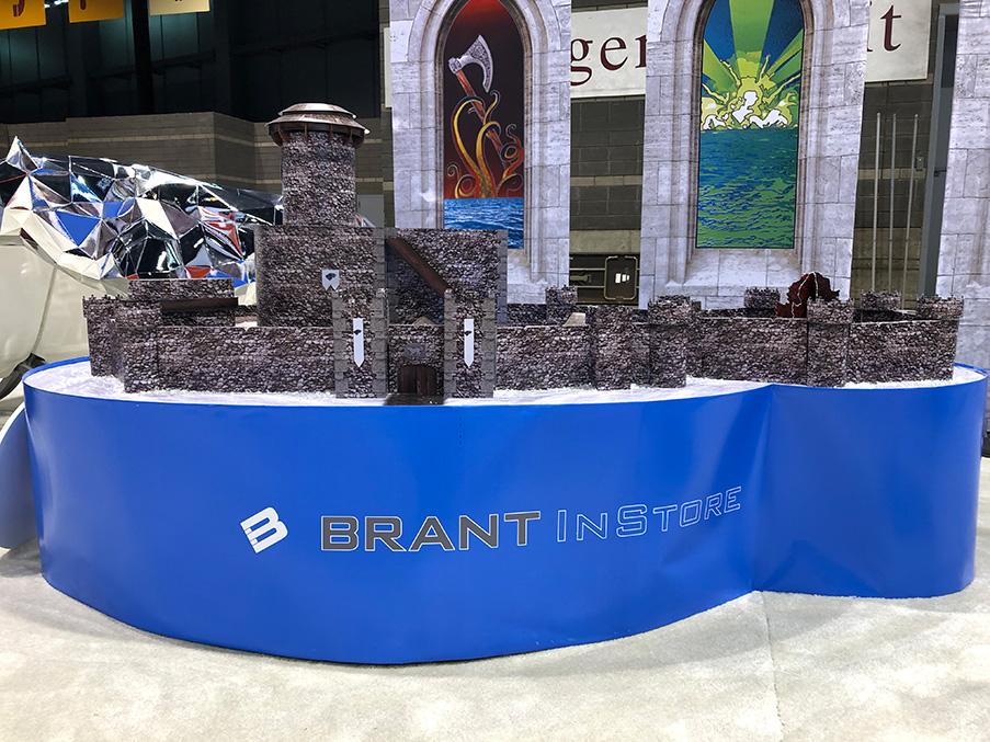 Brant InStore GlobalShop 2019