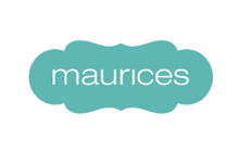 Logo for Maurices stores