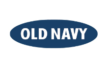 Logo for Old Navy stores
